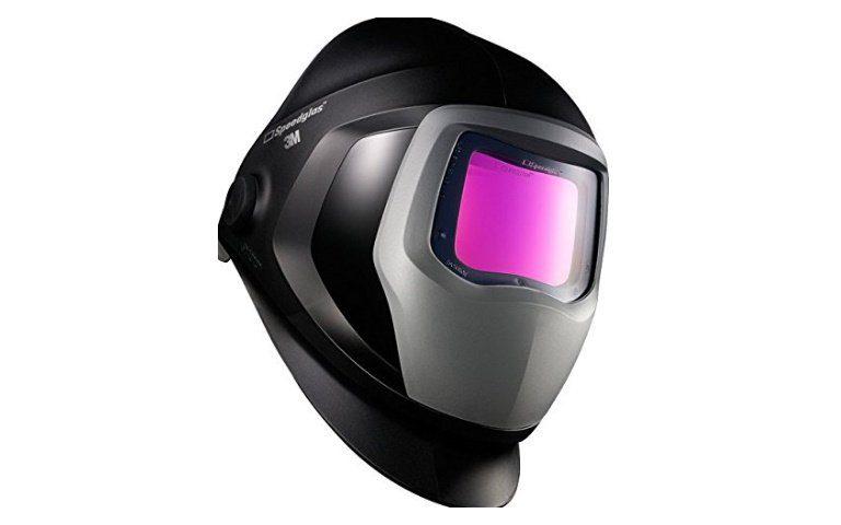 3M Speedglas Welding Helmet 9100 6-0100-30SW, with ADF 9100XX