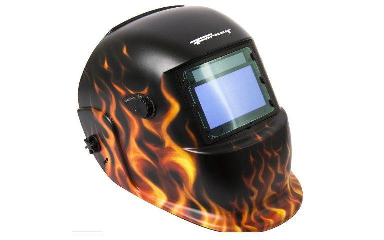 Forney 55678 Fire Auto-Darkening Welding Helmet Review